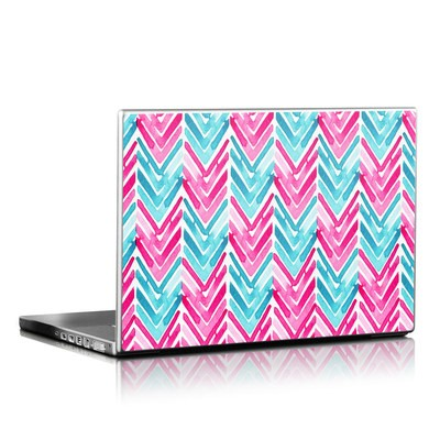 Laptop Skin - Sweet Chevron
