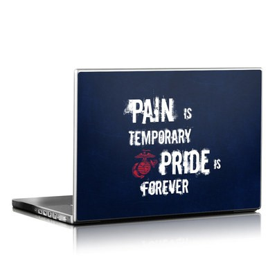 Laptop Skin - Pain is Temporary
