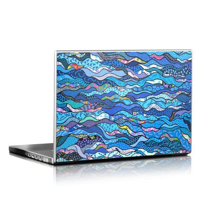 Laptop Skin - The Blues