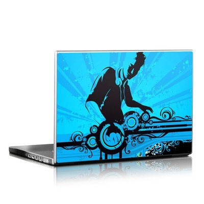 Laptop Skin - The DJ