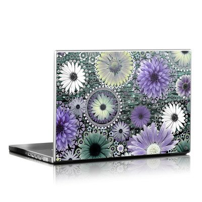 Laptop Skin - Tidal Bloom