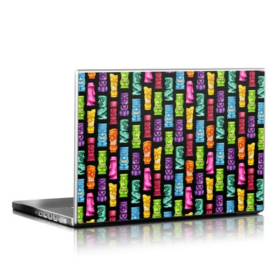 Laptop Skin - Tikis