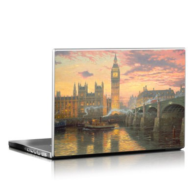 Laptop Skin - Thomas Kinkades London
