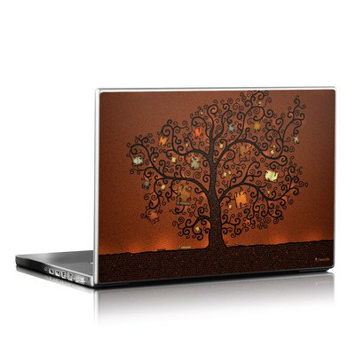 Laptop Skin - Tree Of Books