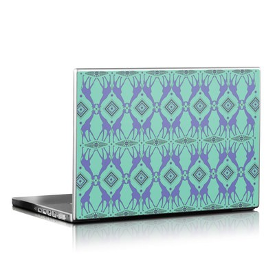 Laptop Skin - Tower of Giraffes