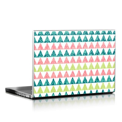 Laptop Skin - Triangle Slice