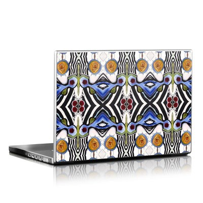 Laptop Skin - Tribal Sun