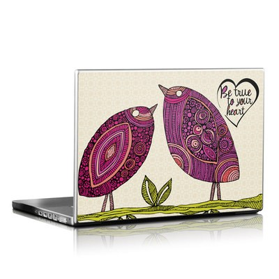 Laptop Skin - True Birds