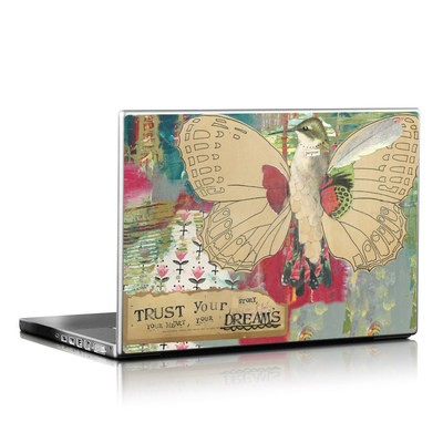 Laptop Skin - Trust Your Dreams