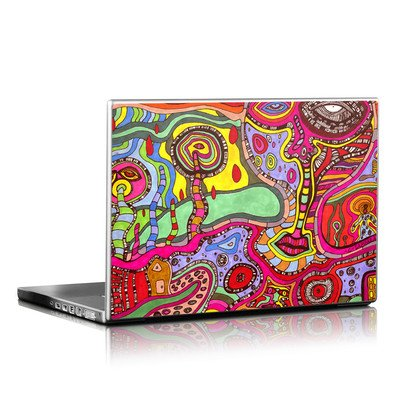 Laptop Skin - The Wall
