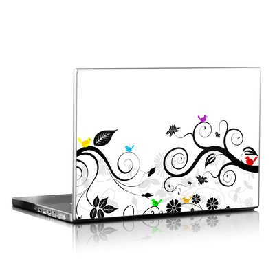 Laptop Skin - Tweet Light