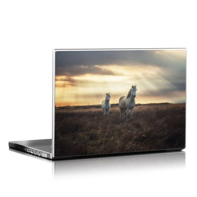 Laptop Skin - Hornless Unicorns
