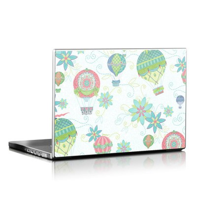 Laptop Skin - Up and Away