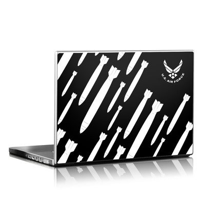 Laptop Skin - Bombs Away