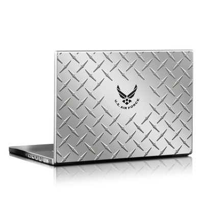 Laptop Skin - USAF Diamond Plate