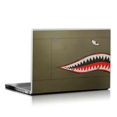 Laptop Skin - USAF Shark