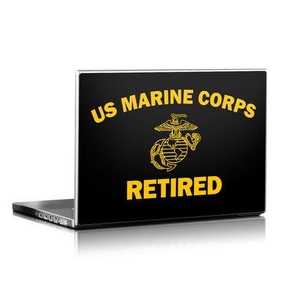 Laptop Skin - USMC Retired