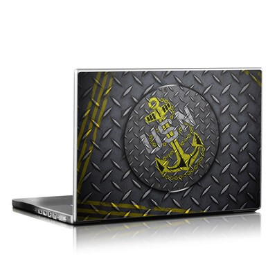 Laptop Skin - USN Diamond Plate