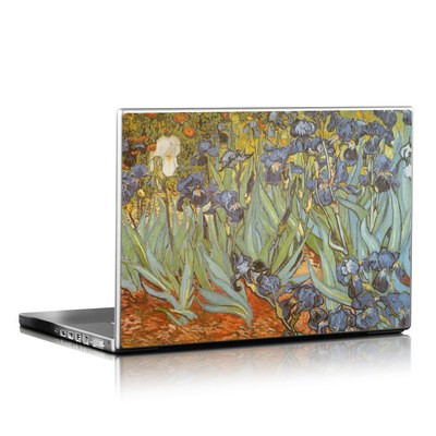 Laptop Skin - Irises
