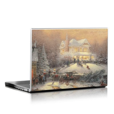 Laptop Skin - Victorian Christmas