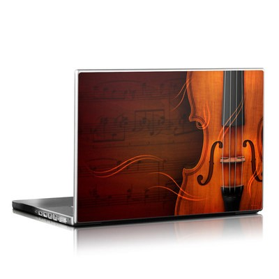 Laptop Skin - Violin