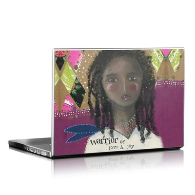 Laptop Skin - Warrior of Love