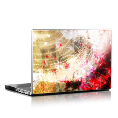 Laptop Skin - Woodflower