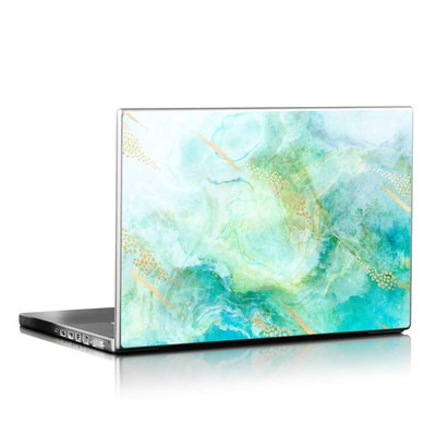 Laptop Skin - Winter Marble