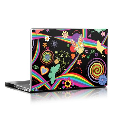 Laptop Skin - Wonderland
