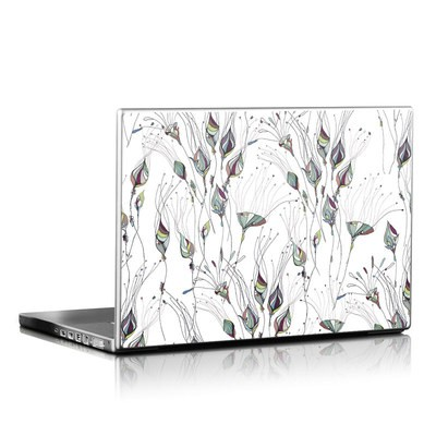 Laptop Skin - Wildflowers
