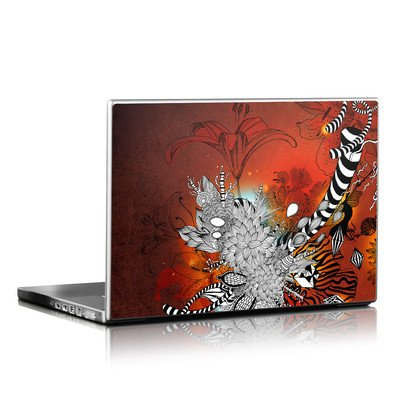 Laptop Skin - Wild Lilly