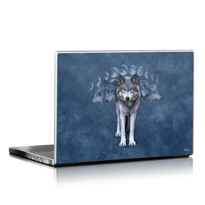 Laptop Skin - Wolf Cycle