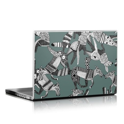 Laptop Skin - Woodland Fox