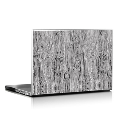 Laptop Skin - Woodgrain
