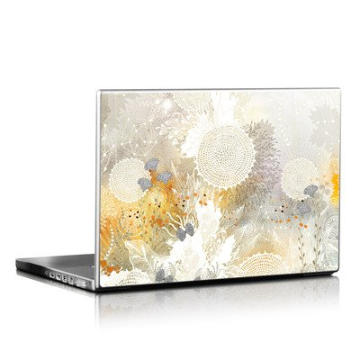 Laptop Skin - White Velvet