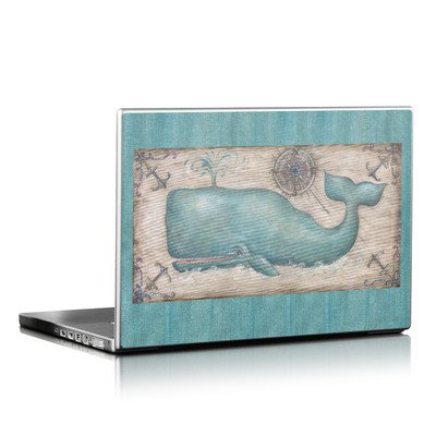 Laptop Skin - Whale Watch