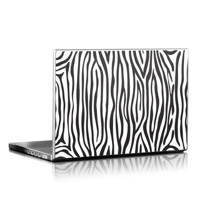 Laptop Skin - Zebra Stripes