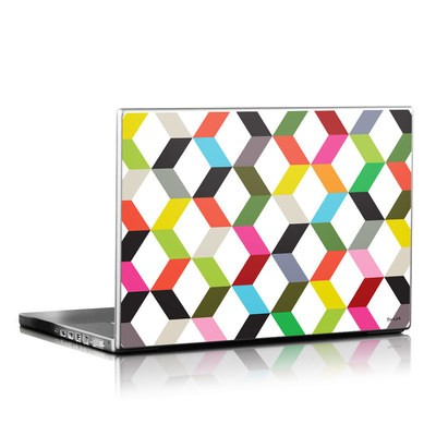 Laptop Skin - Ziggy Cube