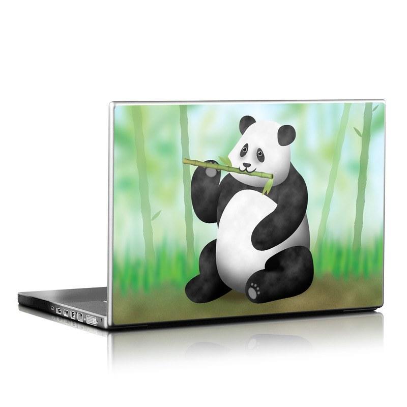 Laptop Skin - Panda by FP   DecalGirl
