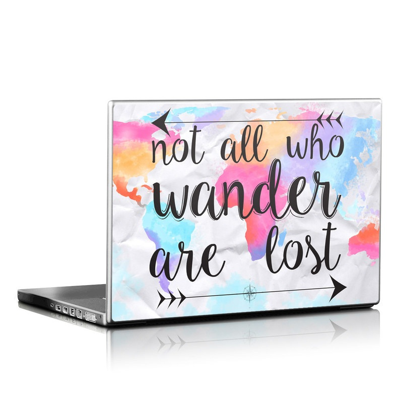 Laptop Skin Wander By Kelly Krieger Decalgirl