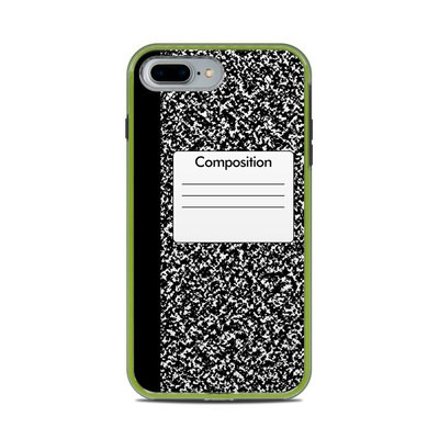 Lifeproof iPhone 7 Plus-8 Plus Slam Case Skin - Composition Notebook