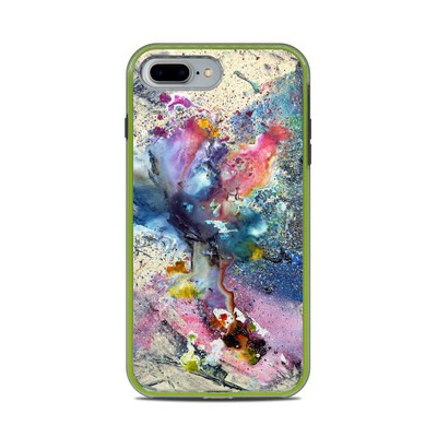 Lifeproof iPhone 7 Plus-8 Plus Slam Case Skin - Cosmic Flower