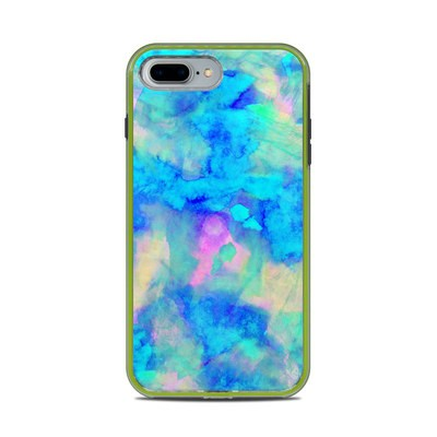 Lifeproof iPhone 7 Plus-8 Plus Slam Case Skin - Electrify Ice Blue
