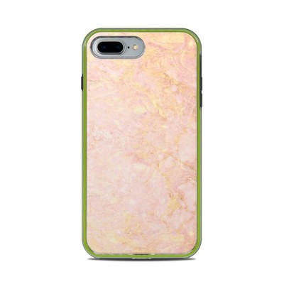 Lifeproof iPhone 7 Plus-8 Plus Slam Case Skin - Rose Gold Marble