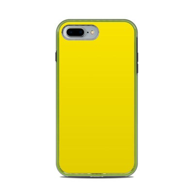 Lifeproof iPhone 7 Plus-8 Plus Slam Case Skin - Solid State Yellow