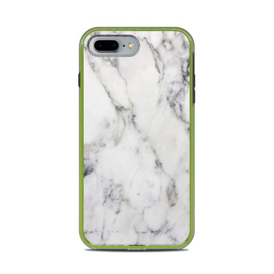 Lifeproof iPhone 7 Plus-8 Plus Slam Case Skin - White Marble
