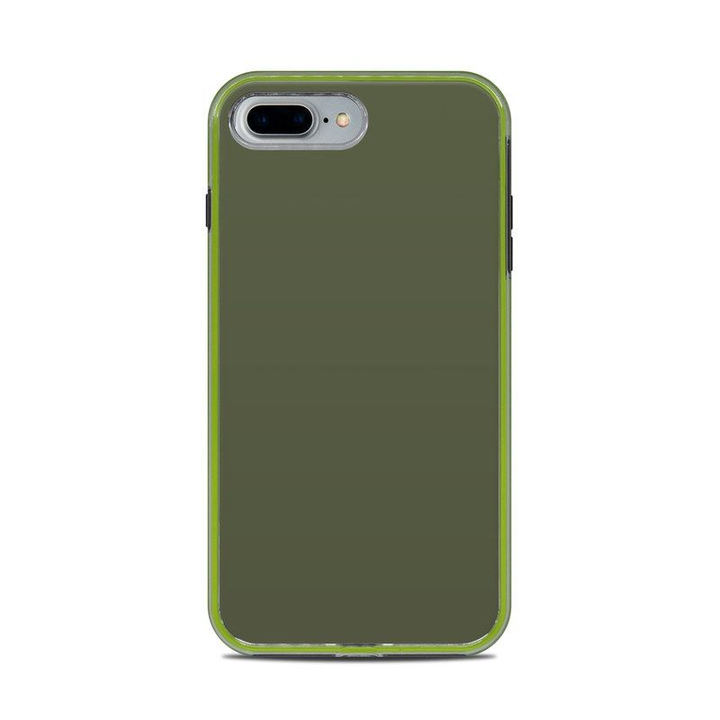 hot sale online ded00 ef0a6 Lifeproof iPhone 7 Plus-8 Plus Slam Case Skin - Solid State Olive Drab