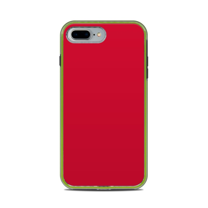 the latest 58db8 34473 Lifeproof iPhone 7 Plus-8 Plus Slam Case Skin - Solid State Red