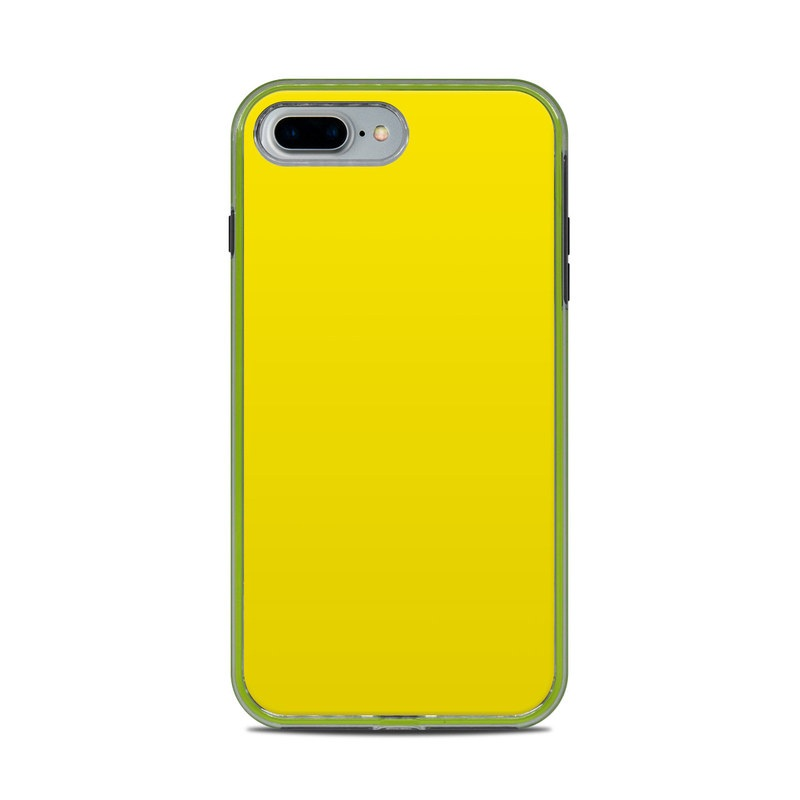 the best attitude d8315 31f84 Lifeproof iPhone 7 Plus-8 Plus Slam Case Skin - Solid State Yellow