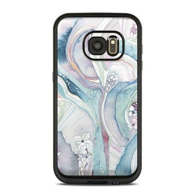 Lifeproof Galaxy S7 Fre Case Skin - Abstract Organic